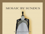 Mosaic by Sundus Women Summer Collection 2013