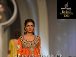 Collection At Pantene Bridal Couture Week 2013 by Saim Ali
