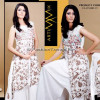 Women Collection 2013 for Artimmix Embroidered Dresses