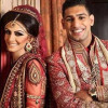 Amir khan & Fayral Makhdoom Wedding Pictures