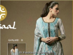 Misaal Embroidered Lawn 2013 for Women