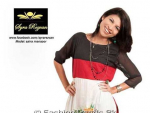 Vibgyor Casual Wear Dresses 2013 for Summer by Sara