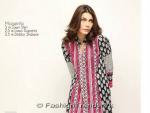 Black & White Dresses 2013 by Orient Textiles
