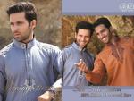 Grace Fabrics Men Eid Collection 2013