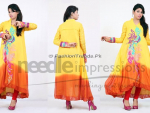 Premium Eid Dresses 2013 by Needle Impressions