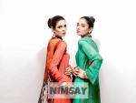 Nimsay Women Eid Arrivals 2013