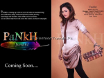 Pankh Launched Eid Collection 2013 for Women