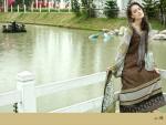 Shariq Textiles Feminine Eid Collection 2013