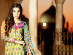 Volume 2 of Firdous Lawn Women Collection 2013