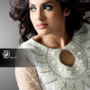 Black and White Couture Formal Wear Collection 2013 for Women