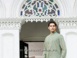Yellow Eid Men Kurta Shalwar Collection 2013