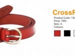 Crossroads Belts Accessories 2013-2014 Price