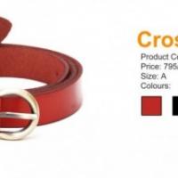 Crossroads Belts Accessories 2013-2014 Price
