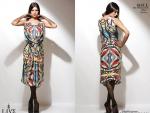 Fahad Hussayn Bakra Eid Dresses Collection 2013 with Digital Prints