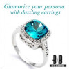 Glamorize Persona dazzling earrings appeal signature rings