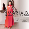 Maria B Winter Cotton Dresses Design 2013-2014 Designer Wear Collection