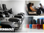 Tony & Guy Manicure, Pedicure