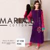 Vibrant Maria B Cotton Kurti, Kurta's Design 2013-2014