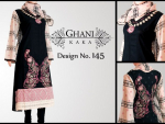 Ghani Textile Autumn Women Collection 2013
