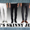 Latest Men Skinny Jeans Designs 2013