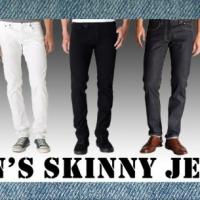 Latest Men Skinny Jeans Designs 2013