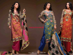 Sitara Textiles Khaddar Dresses 2013 for Women