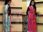 Fatima Tahir Women Winter Dresses 2013-2014