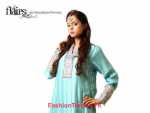 Flairs By Naureen Fayyaz Winter Dresses 2013-2014 For Women