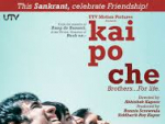 Watch Kai Po Che! 2013 Movie Details Online