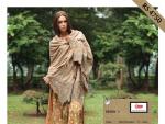 LSM Fabrics Merino Shawl Designs 2013-2014 For Winter