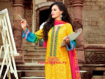 Maria B Pashmina Women Indian Dresses 2013-2014
