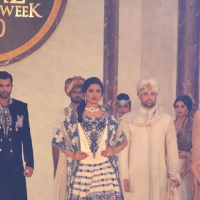 Pantene Bridal Couture Week 2013, Lahore -Day 1