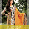 Phulkari by Taana Baana Winter Dresses 2013-2014 For Girls