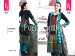 Puri Textiles Winter Dresses 2013-2014 For Women