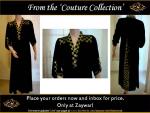 Zaywar Winter Dresses 2013-2014 For Women