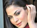 Veena Malik Marriage in Dubai Court with asad bashir