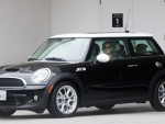 Katie Holmes luxury car MINI Cooper S wallpapers