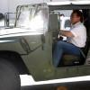 Arnold Schwarzenegger luxury car Hummer photos
