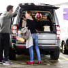 Ben Affleck & Jennifer luxury car Land Rover Discovery wallpapers