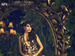 Pershe by Kauser Humayun Formal Wear 2014 Dresses