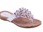 Gul Ahmed Girls Casual Wear Slippers 2014