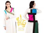 Jannat Nazir Women Winter Dresses 2014