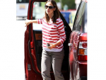 Jennifer Garner luxury car Range Rover wallpapers