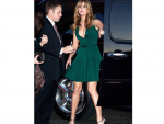 Jennifer Lawrence luxury car Chevrolet Suburban photos