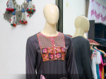 Nadia's Collection Winter Dresses 2014 For Women