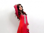 Pakistani Long Sleeve Women Dresses 2014