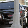 Paris Hilton luxury car Rolls-Royce Ghost pictures