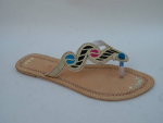 Zari Khussa Mahal Women Kolhapuri Shoes 2014