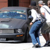 Sean Penn Modified Mustang luxury car photos`