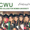 Lahore College for Women University organized Fashion Show